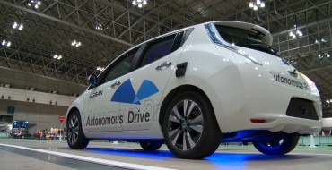 Autonomous Nissan LEAF Impresses in Japan