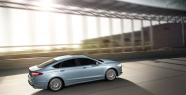2013 Ford Fusion Hybrid Overview