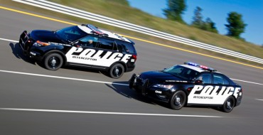 Ford Announces Taurus Police Interceptor as Fastest LEO Vehicle