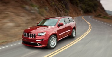 New Owners of Jeep Grand Cherokee SRT Get Race Track Experience