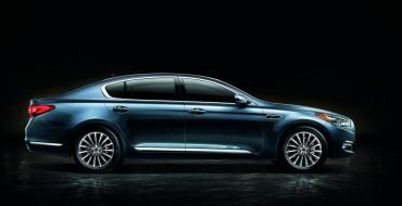 Kia to Launch K900 RWD Sedan in US in 2014