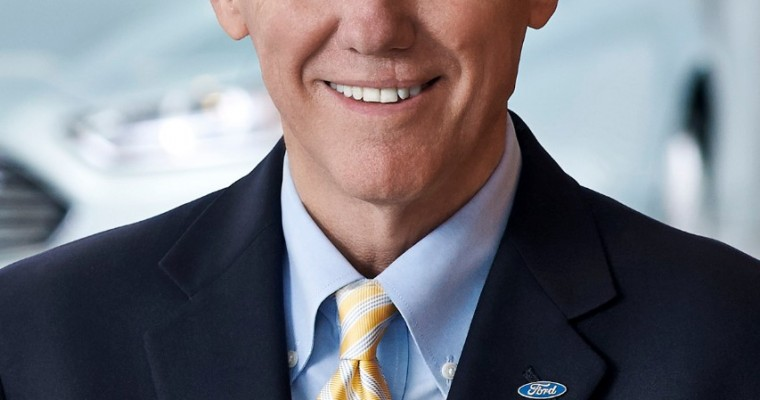 Ford CEO, Alan Mulally Speaks with University of Georgia Students