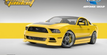 Vortech, Ford's Project Yellow Jacket Mustang GT is a Beautiful Monster