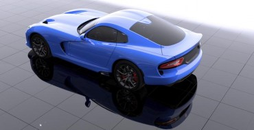 Dodge Wants You to Name the New SRT Viper Color