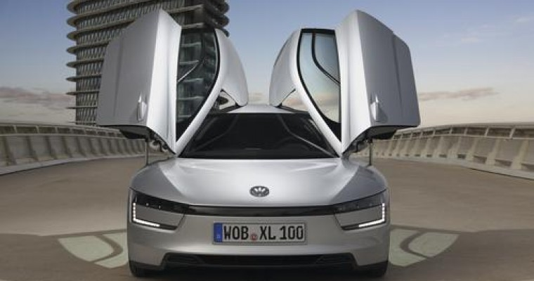 All-New Volkswagen XL2 May Be In the Works