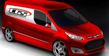 Ford Bucks Expectations, Plans Vandemonium for 2013 SEMA Show