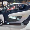 Toyota Unveiled the i-Road at CEATAC 2013