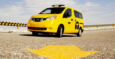 Nissan Works for the Right to Provide NYC with the Taxi of Tomorrow