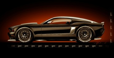 Hollywood Hot Rods Creates 2014 Ford Mustang Supercar for SEMA