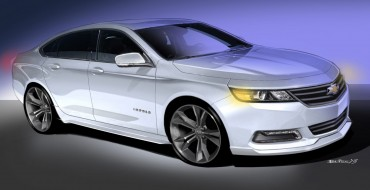 Chevy Urban Cool Impala Concept to be introduced at SEMA