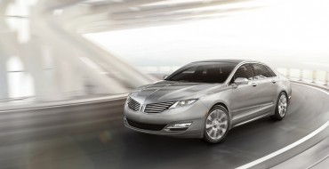 2015 Lincoln MKC: New Addition to Lincoln Family