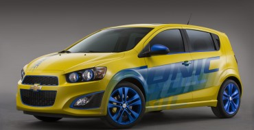 Performance Sonic RS Concept: Chevy Preview for SEMA Show