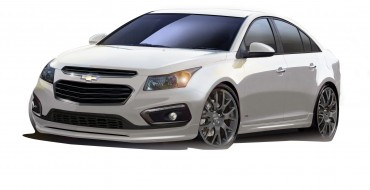 Chevy Personalization Cruze Diesel Concept to Premier at SEMA Show