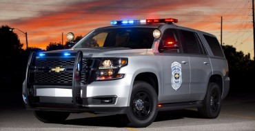 2015 Chevrolet Tahoe PPV: Making Sure Crime Doesn't Pay