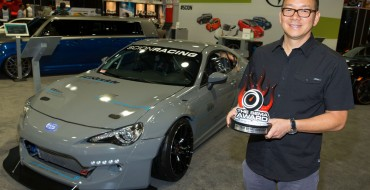 Scion FR-S Hottest Sport Compact at SEMA for Second Straight Year