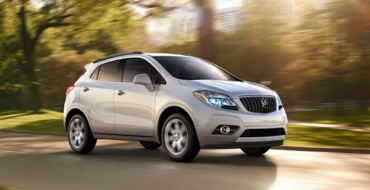2013 Buick Encore Beats Out Luxury Competition in Best-Value SUVs Awards