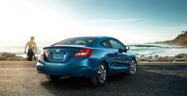 2013 Honda Civic Coupe Overview