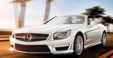 Mercedes-Benz LED Logo: Bigger, Better, Brighter?