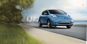 Nissan Considering Increase in LEAF Production