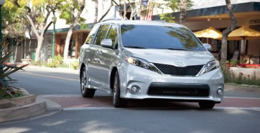 "2014 Toyota Sienna Profile: ""Mommy Like"""