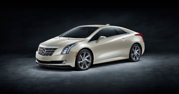 2014 Cadillac Saks Fifth Avenue ELR: A Study in Opulence