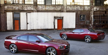2014 Charger and Challenger 100th Anniversary Editions Revealed