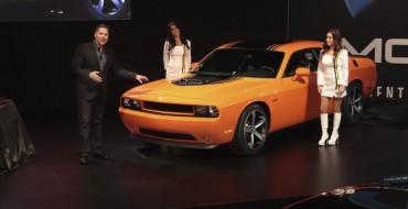 2014 Dodge Challenger R/T Shaker Revealed at SEMA