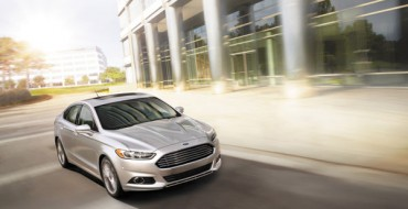 Coca-Cola and Ford Use PlantBottle Technology in Fusion Energi