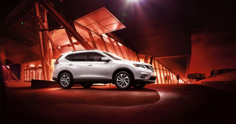 2014 Nissan Rogue Arriving at Dealerships
