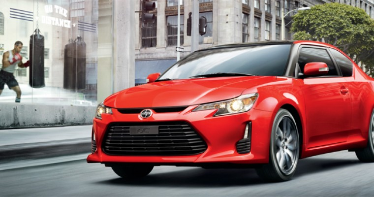 2013 Scion Tuner Challenge Winner Crowned at SEMA Show
