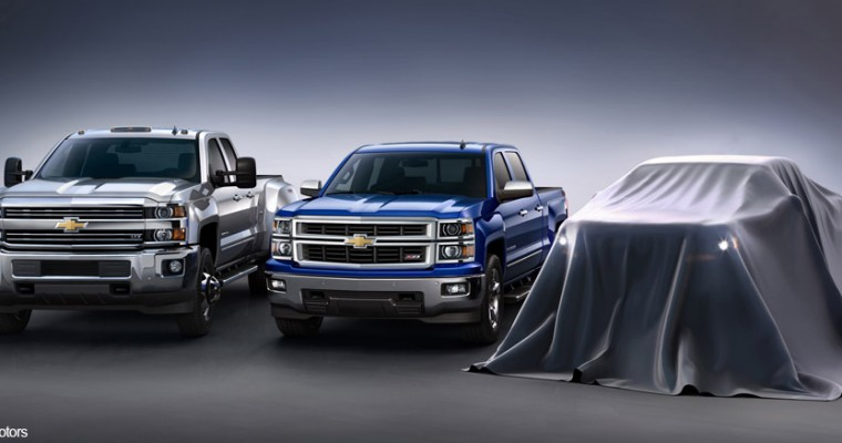 Chevy to Unveil 13 Brand-New Vehicles at the LA Auto Show