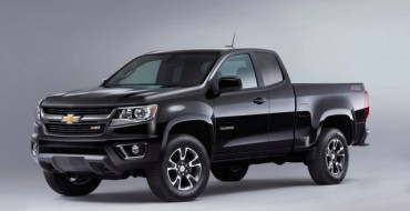 Back Again: 2015 Chevy Colorado Revealed at LA Auto Show