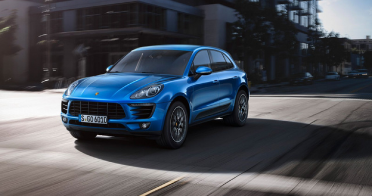 Porsche Offering Six-Month Lease for Macan