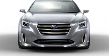 2015 Subaru Legacy Concept Bows at LA Auto Show