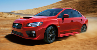 2015 Subaru WRX Fails to Melt Faces at LA Auto Show