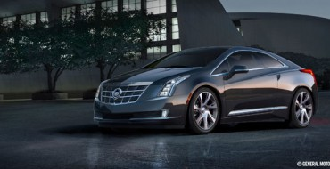 Cadillac's Luxury EV Lineup Might Grow After 2014 ELR