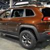 Mopar Jeep Cherokee Trail Carver Cuts a Path All its Own at SEMA 2013