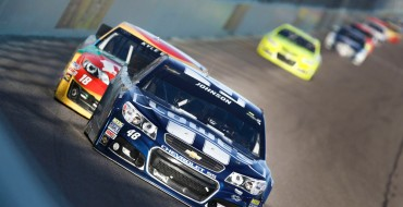 Jimmie Johnson and Chevy Take the NASCAR Sprint Cup Series Championship
