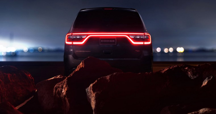 Just What Makes Dodge Taillights Look so Cool?