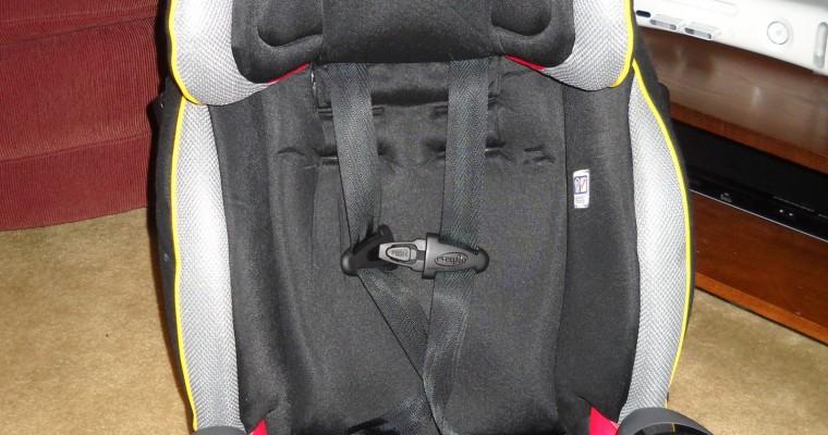 Evenflo SecureKid 300 Car Seat Review