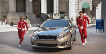 Kia Optima Ad Campaign Features Blake Griffin Fighting Crime