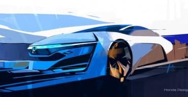 Honda Will Reveal FCEV Concept at 2013 LA Auto Show