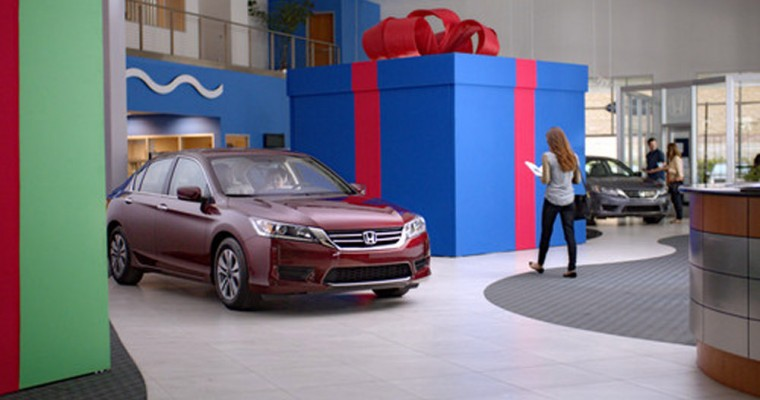 Happy Honda Days Campaign Goes Big with Michael Bolton