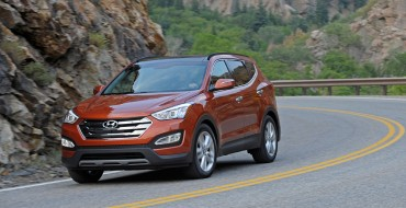 Hyundai Santa Fe and Accent Rank Highest in Residual Value Awards