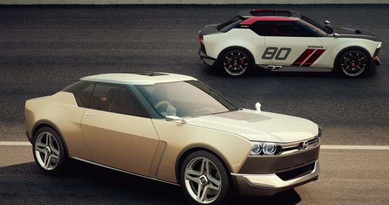 Nissan Concept Ready for the Silver Screen