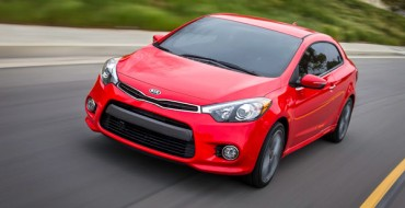 Newly-Announced 2014 Kia Forte Koup: Turbocharged for Surprising Power