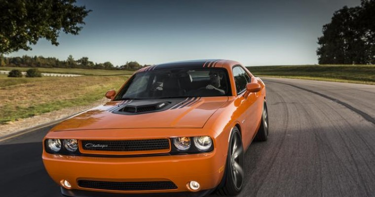 2014 Challenger R/T Shaker Edition Brings Old School Style to SEMA