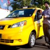 Nissan NV200T Taxicab Revamps NYC Taxi Fleet