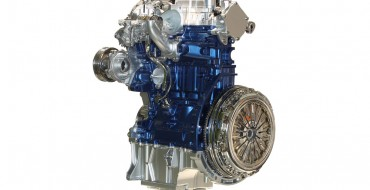 Ford EcoBoost Wins Fourth Straight Best Engine Under 1.0-Liter Award
