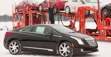 Cadillac ELR's Regen on Demand System Up for Award